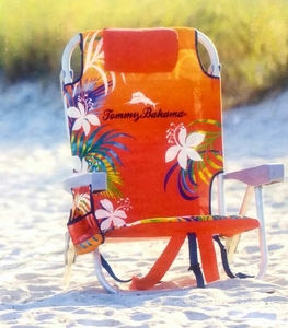 Backpack Chair Chaise by Tommy Bahama