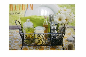 Chatham Wrought Iron Picnic Caddy