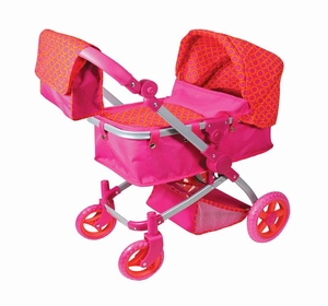 City Stroller for Girls