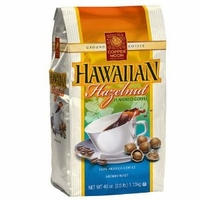 Copper Moon Hawaiian Hazelnut Coffee - 2.5 lbs