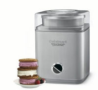 Cuisinart Pure Indulgence 2 Qt. Ice Cream-Frozen Yogurt & Sorbet Make