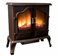 electric fireplace stove grand aspirations