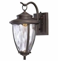 Energy Saving LED Lantern with Oil Rubbed Bronze Finish
