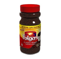 Folgers Classic Roast Coffee - 16oz