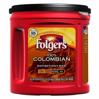 Folgers Ground Coffee Colombian - 35 oz.