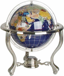 Gemstone Globes ( Black )
