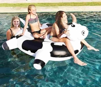 Giant inflatable Pool Floating Cow