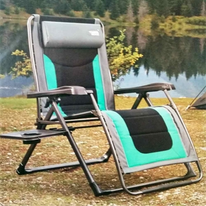 Green Timber Ridge Zero Gravity Lounger Chair