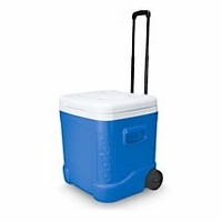 Igloo 60 Qt. Ice Cube Wheel Cooler