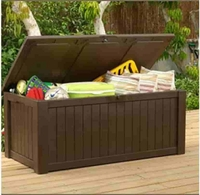 Keter deck box 150 gallon