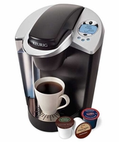 Keurig Signature Coffeemaker with My K-Cup Accessory