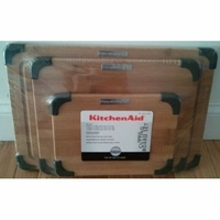KitchenAid Non-slip Cutting Board Set of 3