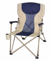 Large Folding Arm Chair - Outdoor folding chair