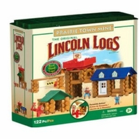 Lincoln Logs 122 PC