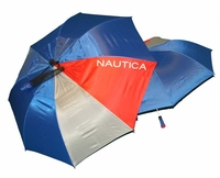 Nautica Golf Umbrella set with Gel Handle 2 Pack