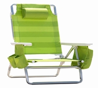 Nautica New 2016 Adjustable Beach Chair
