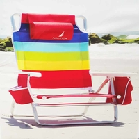 Nautica Rainbow Beach Chair