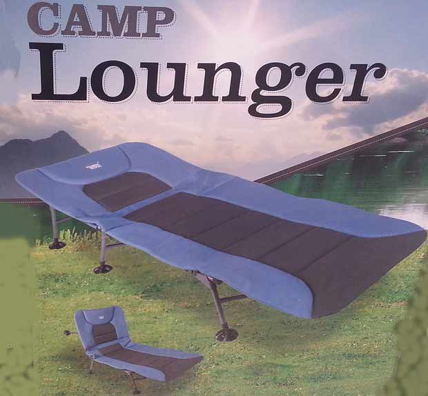 Symbol Of Durability Stability Timber Ridge Camp Lounger