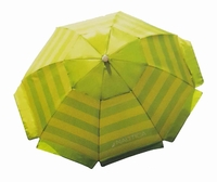 New 2015 7 Feet Nautica Beach Umbrella with sun flaps