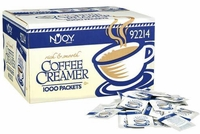 NJoy Coffee Creamer 1000 Packets