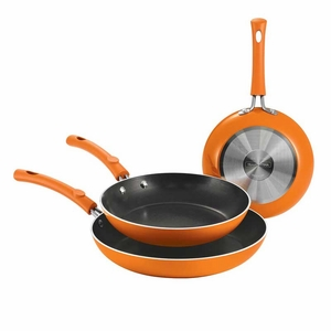 Nonstick Saute Pans 3pk|Frying Pan