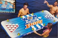 "Pool Floating Lounge Table 89"" X 41"" X6.5"""