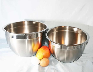 Prosessional 13 and 8 Quart Mixing Bowls Set