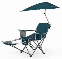 Recliner Chair with umbrella