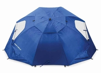 Red Sport Shelter Umbrella