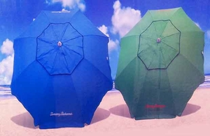 Sand Anchor beach Umbrella by Tommy Bahama