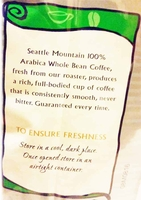 Seattle Mountain Coffee - French Roast