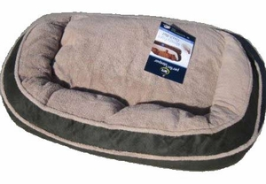 "Sertapedic Memory Foam Pet Bed 40"" X 29"" Sleep Technology for Your Pet"