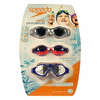 Speedo Junior swim goggles - 3 pairs