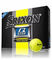 SRIXON Q STAR Tour Yellow Golf Balls - 72 Balls
