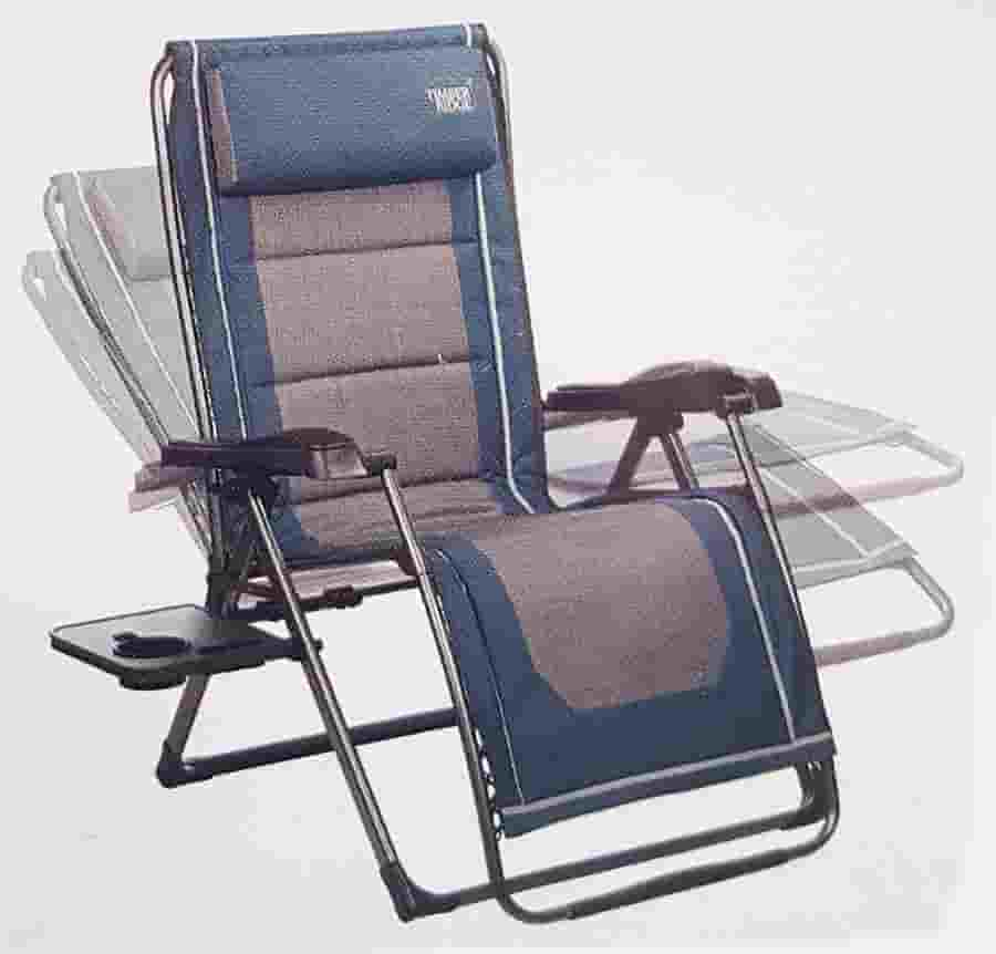 Timber Ridge Zero Gravity Chair Get Ultimate Relaxation