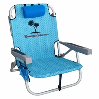 Tommy Bahama chair with cooler