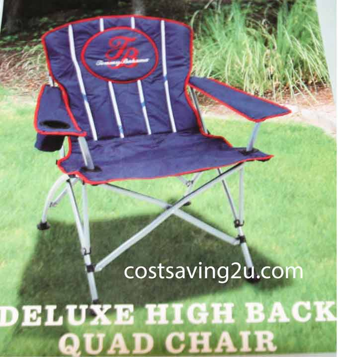 Tommy Bahama Deluxe High Back Quad Chair