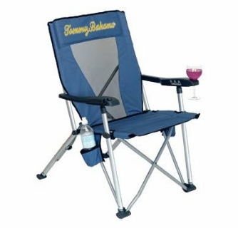 Wondrous Tommy Bahama Reclining Folding Beach And Camping Chair Squirreltailoven Fun Painted Chair Ideas Images Squirreltailovenorg