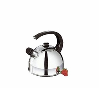 Tramontina 2 qt. Stainless Steel Whistling Tea Kettle
