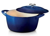 Tramontina Gourmet 6.5 Quart Covered Dutch Oven Cassrole