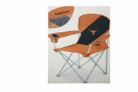 UT Texas Longhorn Tailgate folding Arm chair