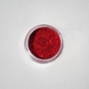 American Red Disco Glitter Dust