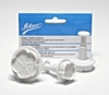 Ateco Set of 3 Daffodil Sugarpaste Cutters