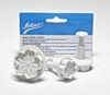 Ateco Set of 3 Daisy Sugarpaste Cutters