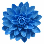 Classic Chrysanthemum by First Impressions Molds  (FL271)