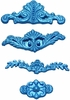 Mini Lace Mold by First Impressions Molds  (L199)