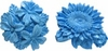 Medium Flower Set 1 by First Impressions Molds  (FL305)