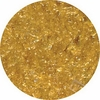 Metallic Gold Edible Glitter 1/4 ounce by CK Products