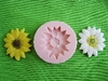 SM-132 Medium Daisy Mold by Sunflower Sugar Art USA
