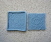 Square Lace Mold (SL-066) by Sunflower Sugar Art